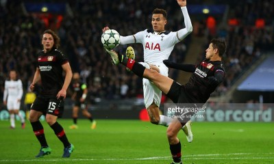 Champions League Tottenham Bayer Leverkusen