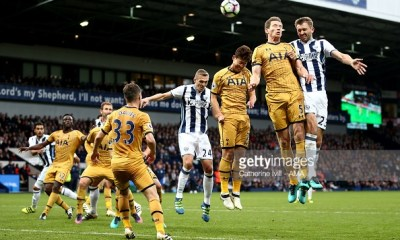 Tottenham West Brom Premier League
