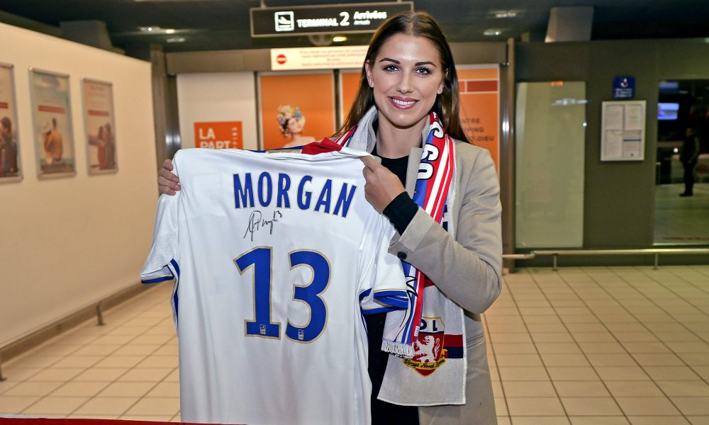 on sale 7761d eeccd USWNT: Alex Morgan And The Great French Adventure