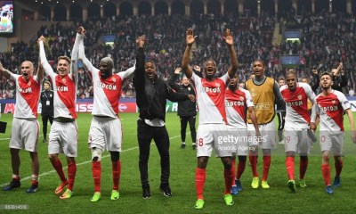 AS Monaco Champions League