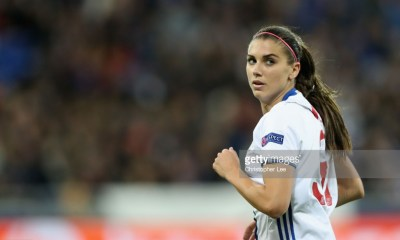 Lyon Alex Morgan