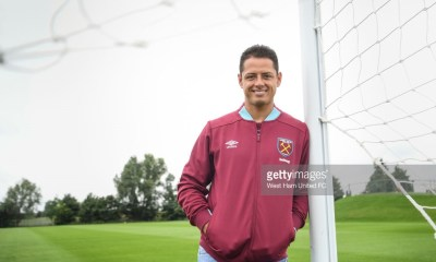 Chicharito Mexico West Ham
