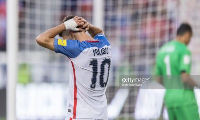USMNT Christian Pulisic