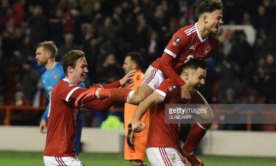 Nottingham Forest Arsenal FA Cup