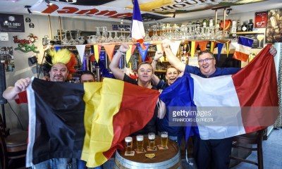 France Belgium World Cup
