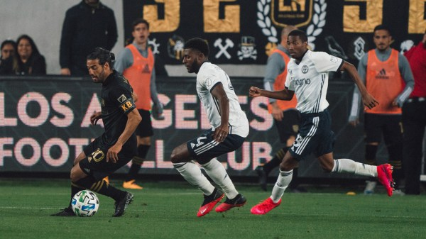 Philadelphia Union vs LAFC
