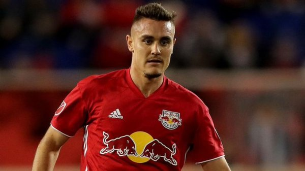Aaron Long New York Red Bulls
