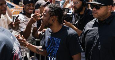 Kendrick Damn Pop-Up Store New York