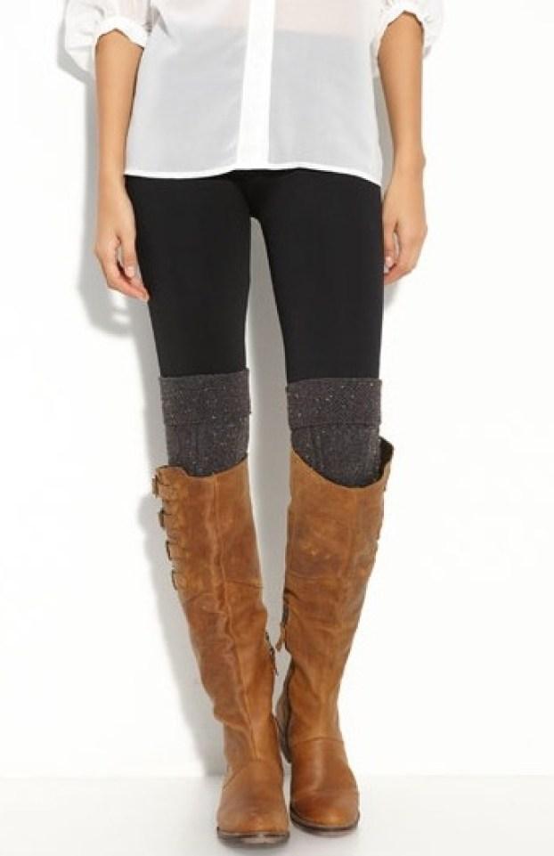 leg warmers c