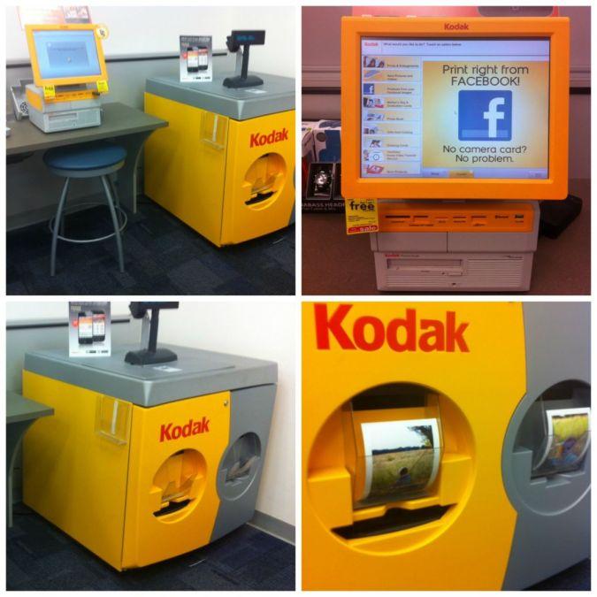 kodak Photo Kiosk