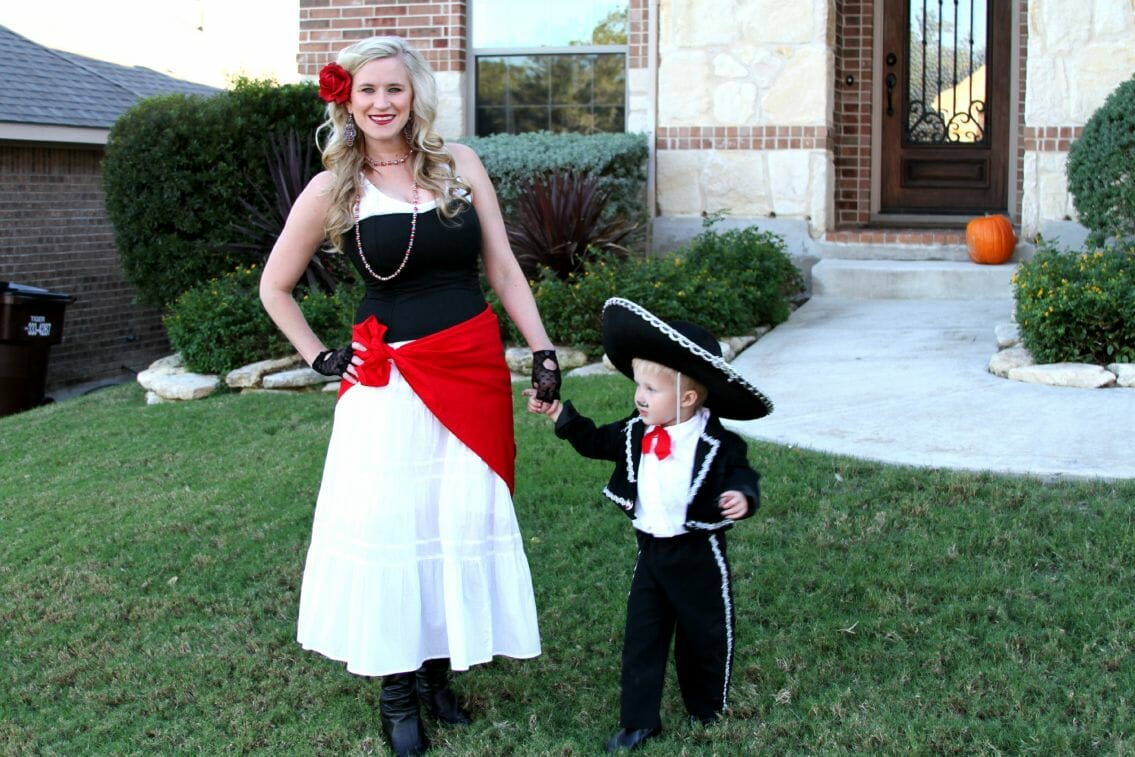 how to make a mariachi costume