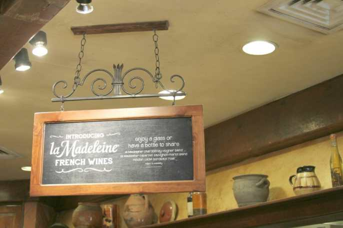 La Madeleine French Cafe