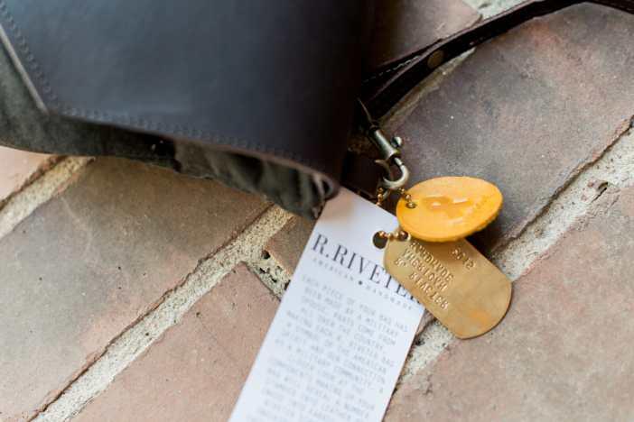 american handmade handbag