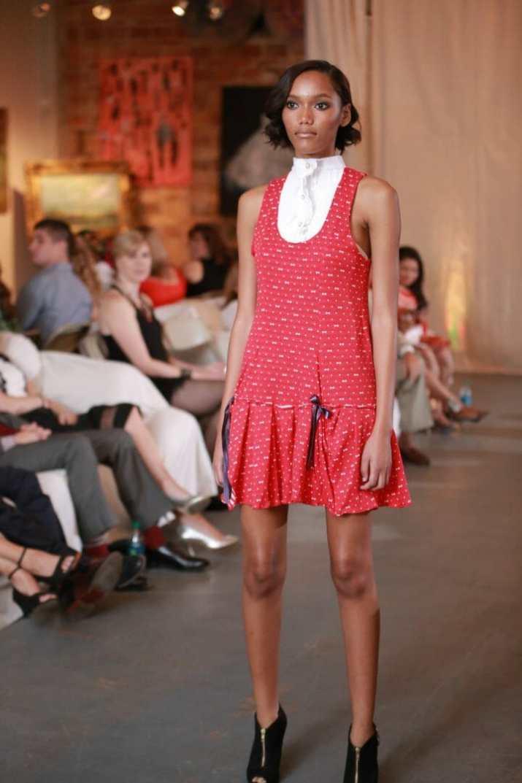 leighton w couture runway show