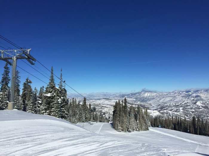 aspen snowmass mountain