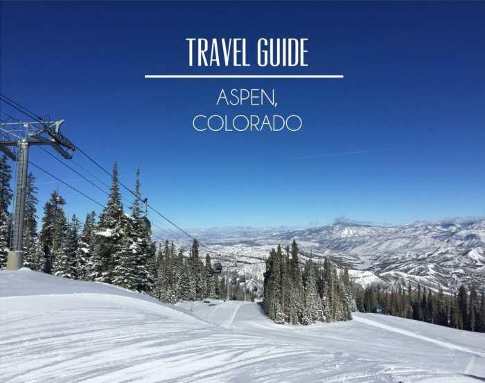 Travel Guide Aspen Co