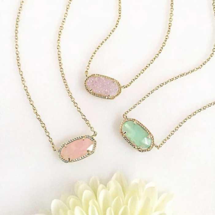 kendra scott necklaces