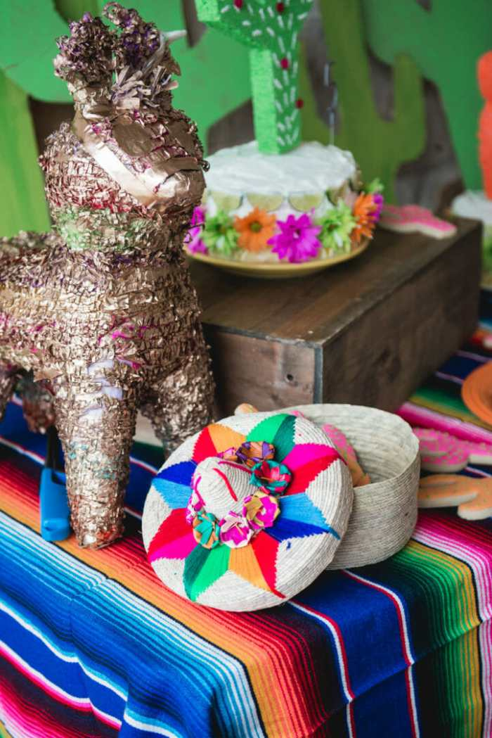 mexican themed birthday party