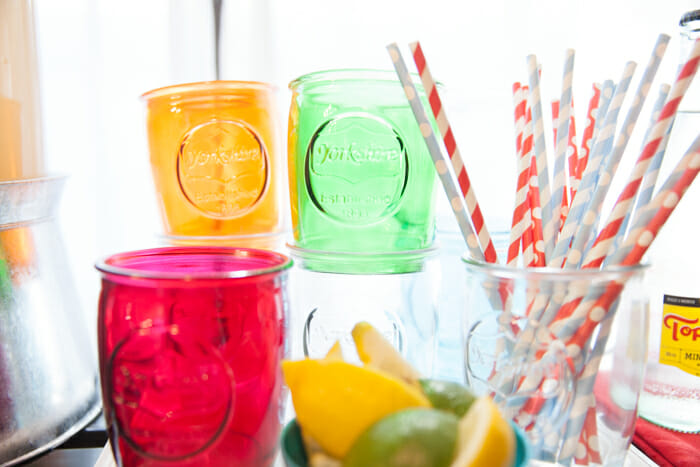 Agua Fresca Bar with At Home-6