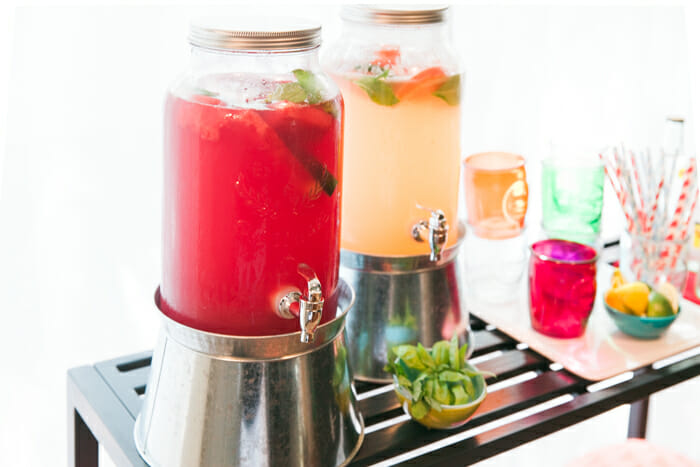 Agua Fresca Bar with At Home-9