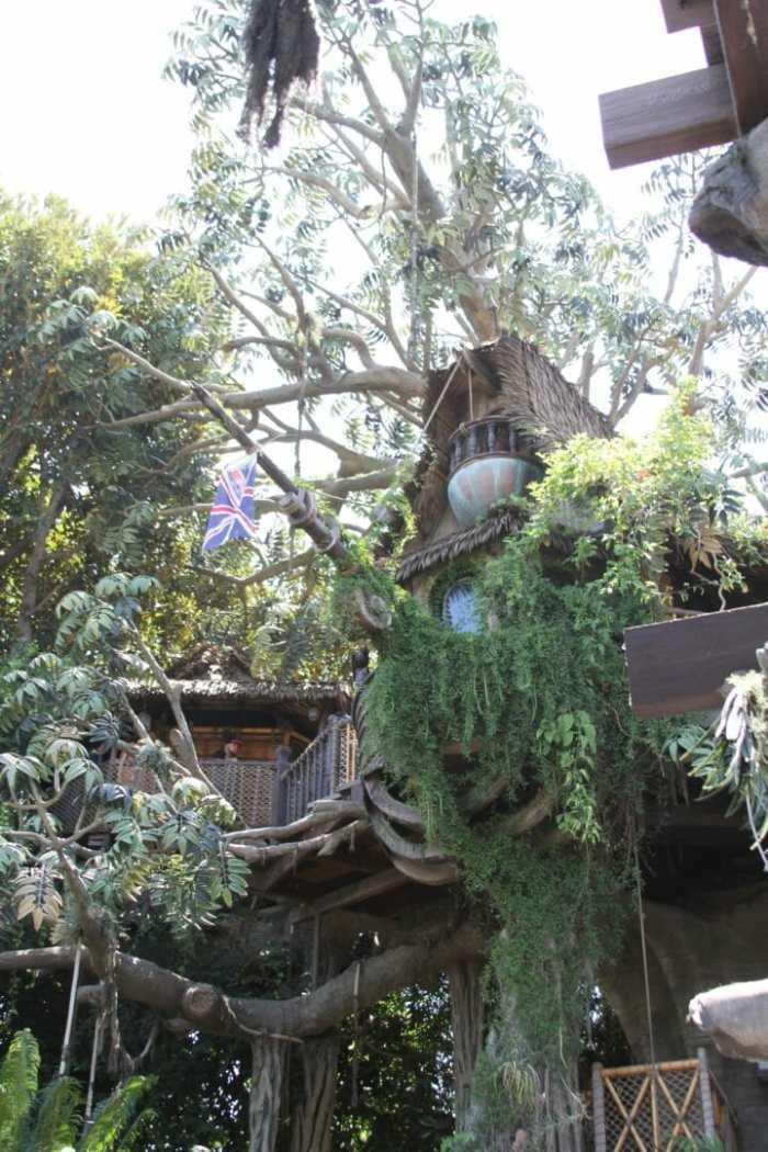 Tarzan House Disney