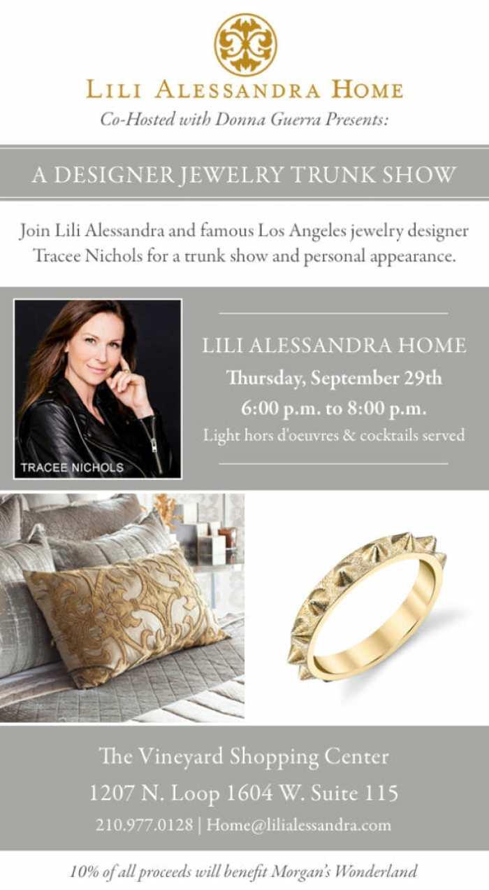 LA Jewelry Designer Trunk Show