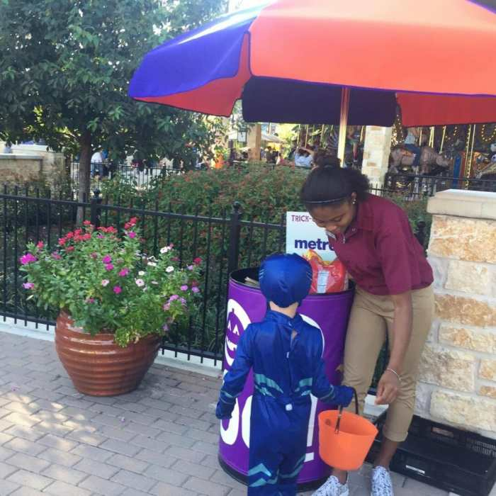 san antonio zoo trick or treating