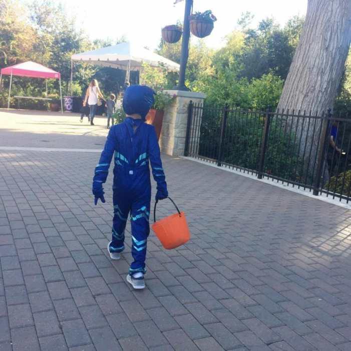 san antonio halloween kids event