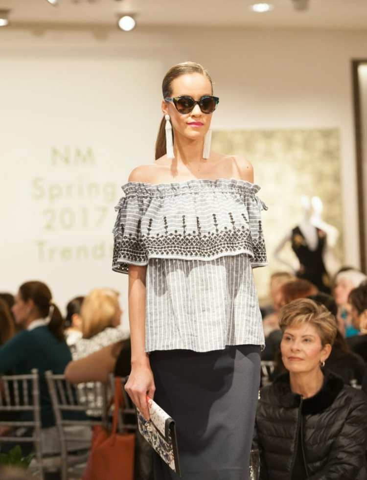 stripes fashion trend