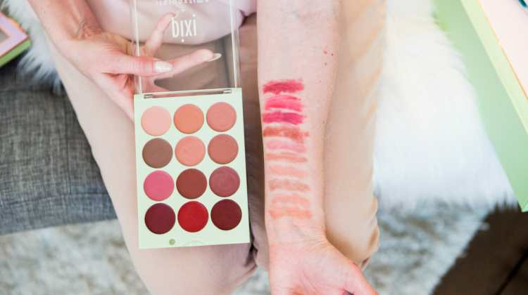 it's lip time pixi beauty palette