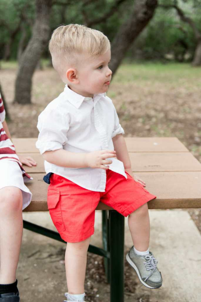 july 4th kids fashion