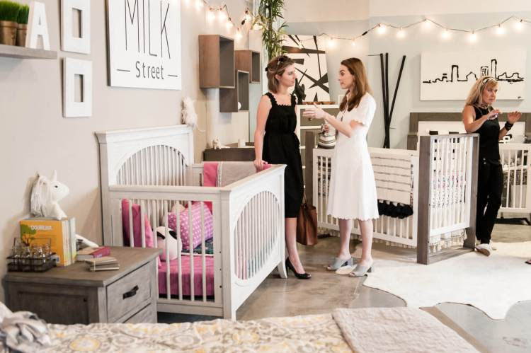 fashionable baby furniture