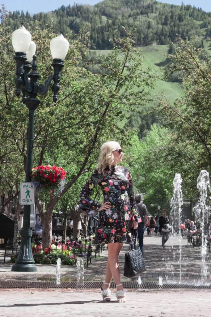 stylewe floral dress