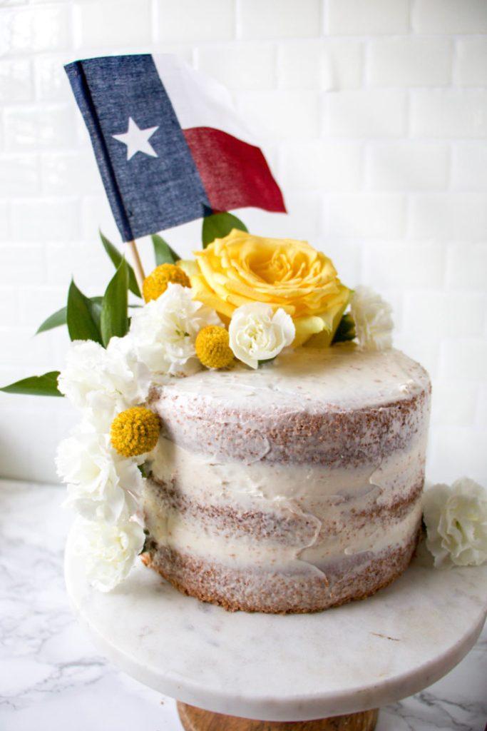 Rosé Cake Recipe: