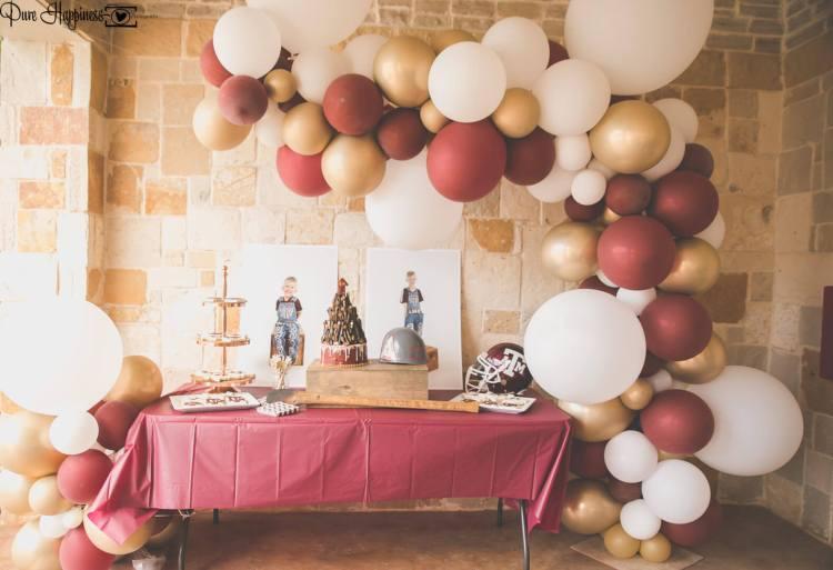 San Antonio Balloon Installation