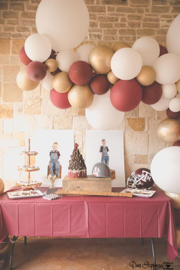 San Antonio Aggie Party