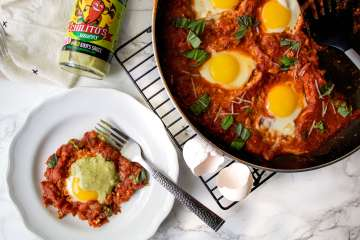 Chilito's Spicy Shakshuka Recipe