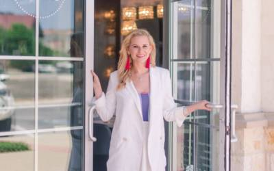 Tori Johnson Texas Fashion Blogger