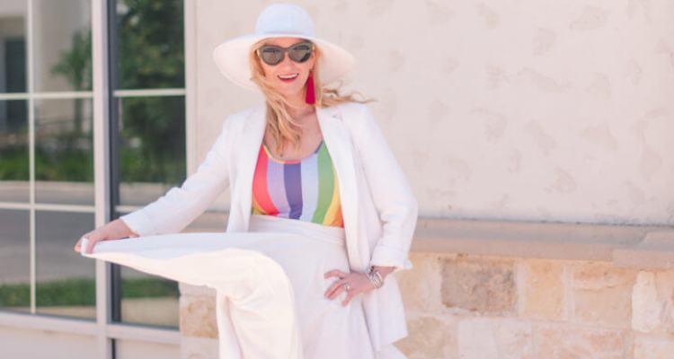 How To Wear The Rainbow Trend