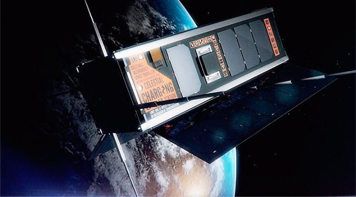 World's First Pop-Art Satellite To Be In Space