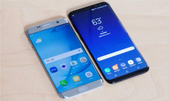 Galaxy S7 vs S8, Samsung S7 vs S8