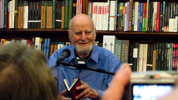 "A 1995 profile of poet Lawrence Ferlinghetti speaks with foresight of ""the revenge of the white man"" in American politics today, along with the timeless role of the poet and of ""the ageless radical."""