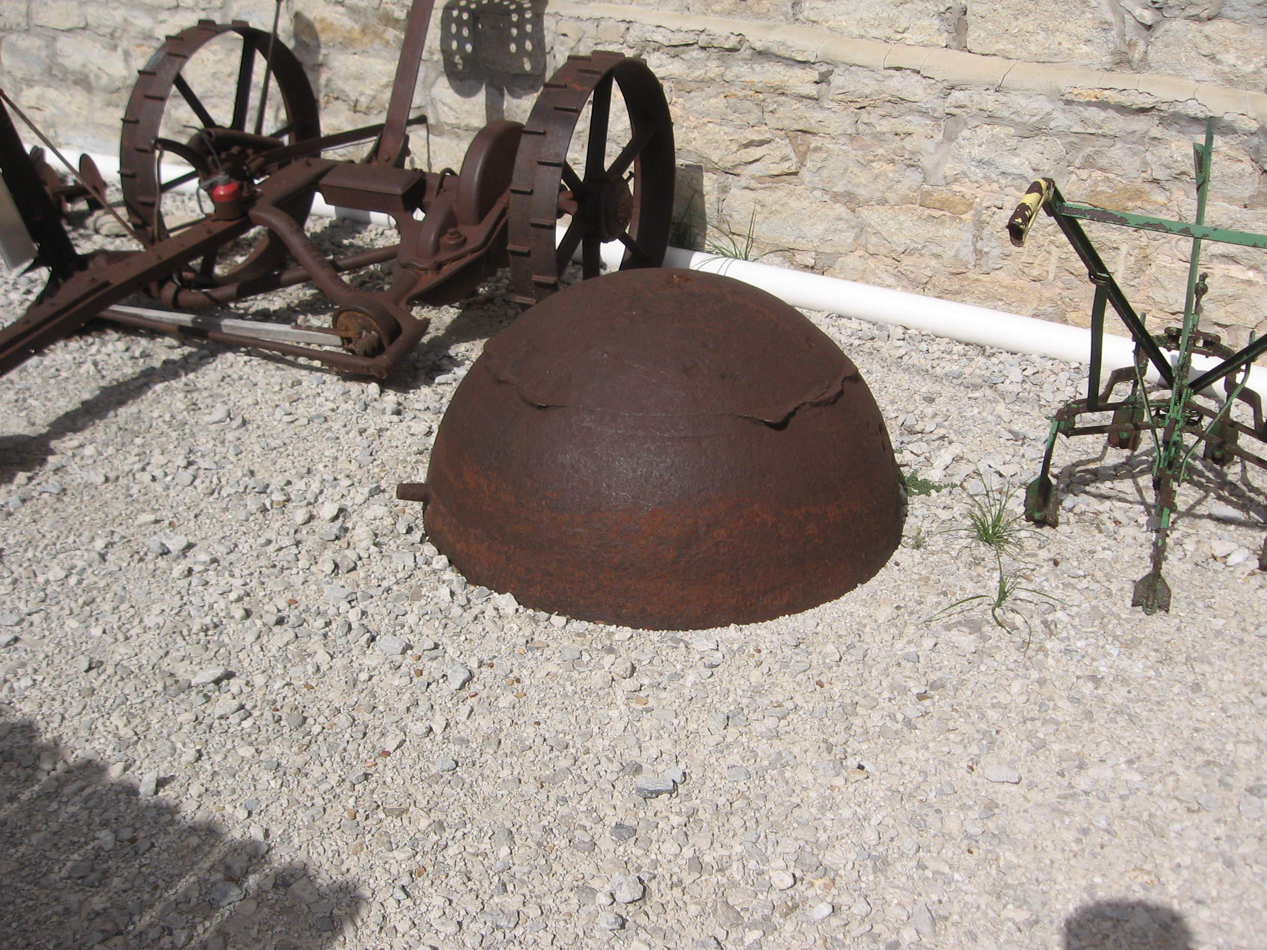 A Pot That Fed A Sawmill
