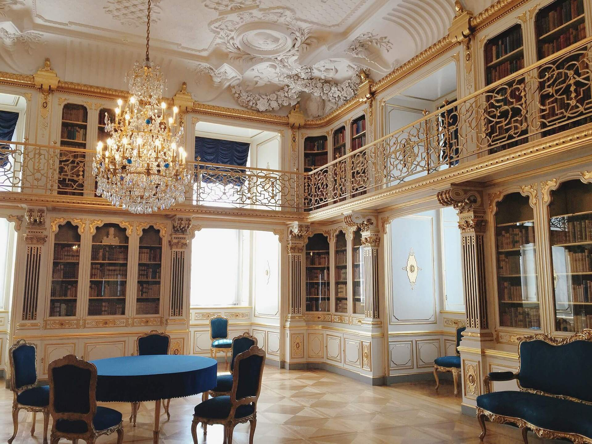 Christianborg-library-bibliothque-palais-palace