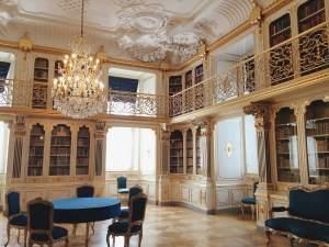 Christianborg-library-bibliothque-palais-palace