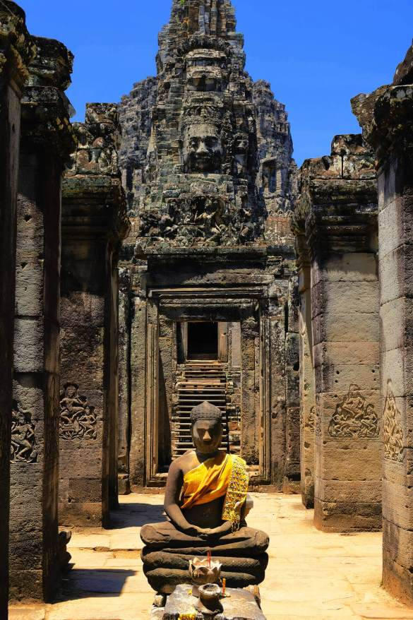 statue-bouddha-bayon-temple