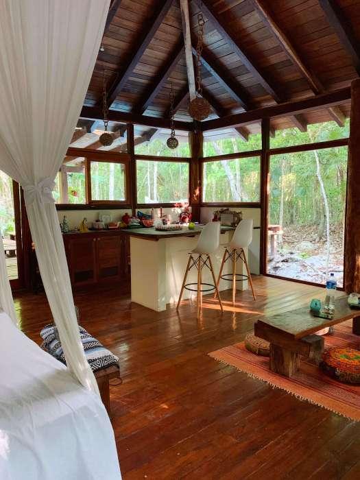 Villa écologique à Tulum