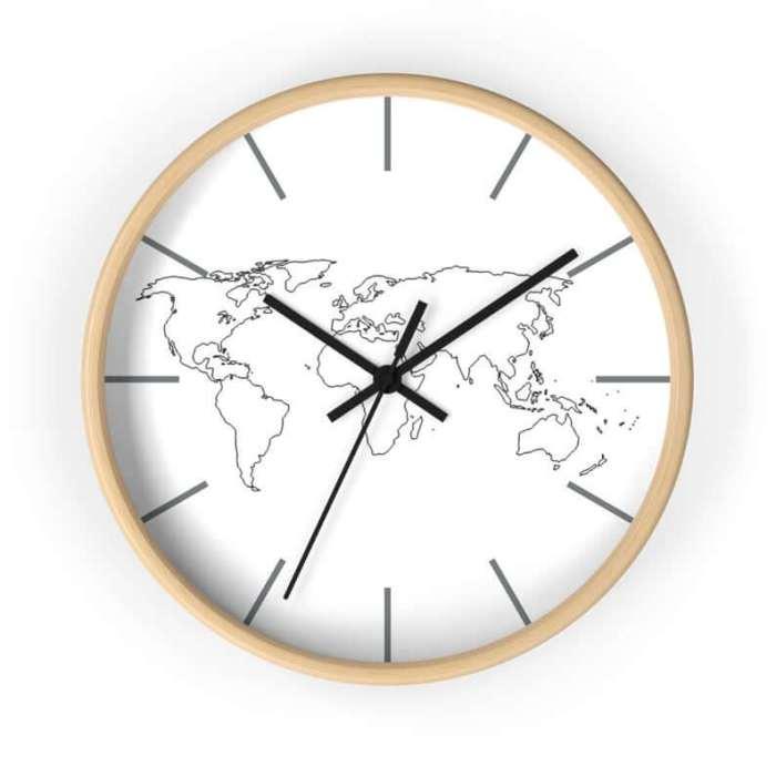 horloge_décor