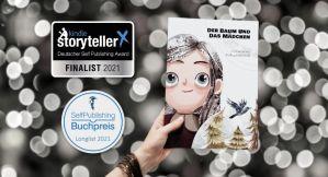 Andrea Hahnfeld Der Baum und das Mädchen Kindle Storyteller X 2021 Selfpublishing Buchpreis 2021