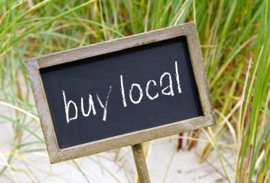 Buy local